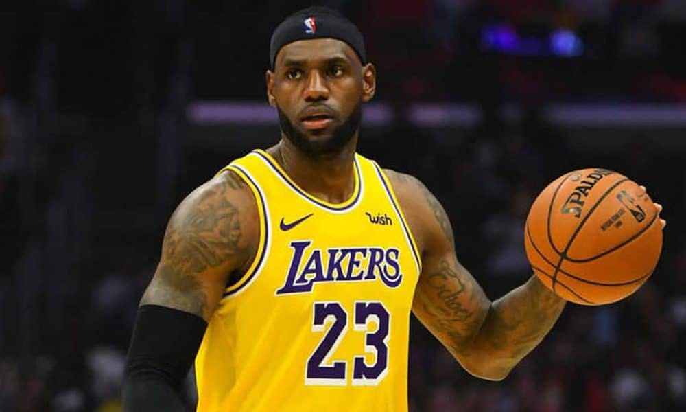 LeBron James took to social media to lash out at the NBA in wake of all the injuries we've seen to star players during the playoffs