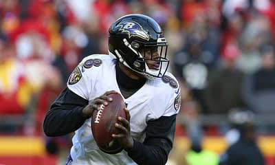 Matt Savoca's Fantasy Football Matchups | Baltimore Ravens Washington Football Team | Week 4 NFL DFS picks | DraftKings + FanDuel