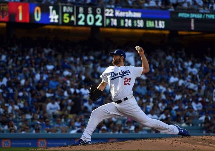 FREE MLB DFS picks from Josh Engleman for DraftKings and FanDuel for August 30th, including Clayton Kershaw and more.