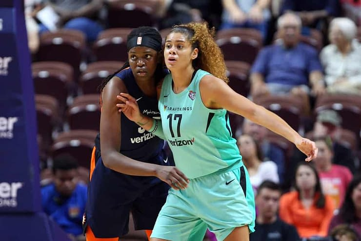 WNBA DFS Picks: It's playoff time and Seth Stinehour has you covered on DraftKings and FanDuel, with Elena Delle Donne and Jonquel Jones.