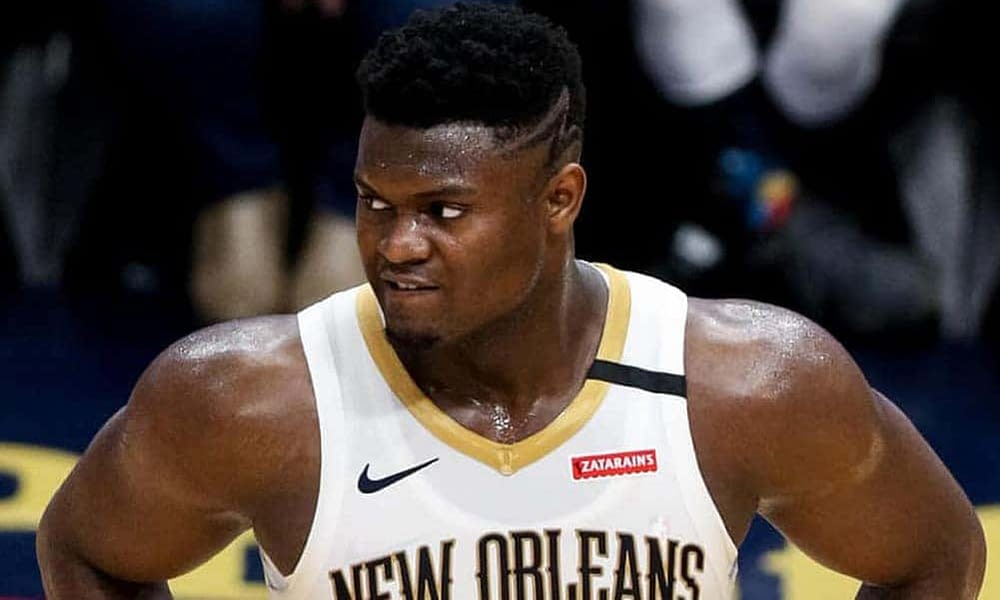 New Orleans Pelicans star Zion Williamson spoke on the reports that David Griffin played him the piano during the NBA bubble playoffs in 2020