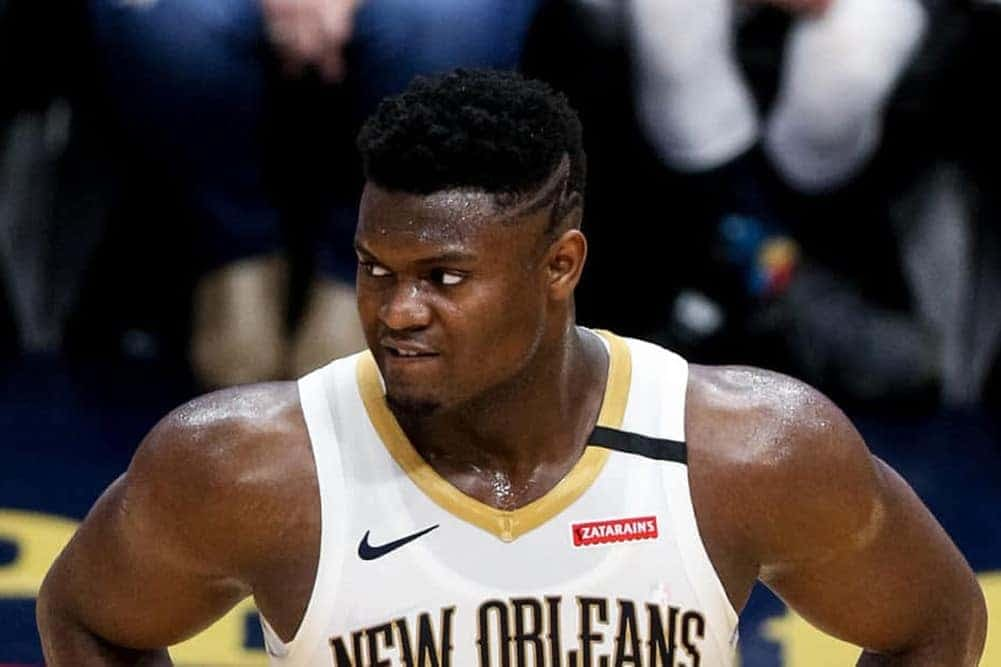 NBA DraftKings Lineup Picks cheat sheet for daily fantasy basketball rosters tonight Thursday April 29 late slate of games featuring Zion Williamson based on Awesemo's expert projections, ownership and predictions