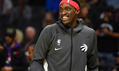Zach Brunner utilizes the Awesemo Boom/Bust Tool for NBA Fantasy projections for DraftKings and FanDuel tonight with Pascal Siakam.