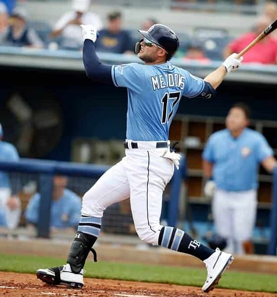 MLB Player Props: MLB picks based off home runs, hits & strikeouts utilizing Awesemo's OddsShopper to to find the best bets for your money.