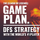 """Alex """"Awesemo"""" Baker breaks down how to win LoL DraftKings & LoL FanDuel tournaments, including LoL DFS Strategy and more!"""