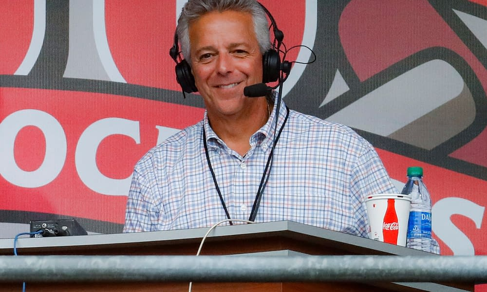 Disgruntled former Reds announcer Thom Brennaman said that MLB fans want to see him back in the booth despite his infamous homophobic slur from last year