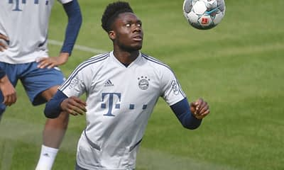 Jovanni Vidal's FREE Bundesliga DFS Picks for May 30 on DraftKings + FanDuel includes Alphonso Davies for you Daily Fantasy Lineups.