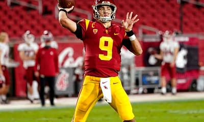 2021 USC Trojans College Football Pac-12 conference season preview depth chart schedule team preview fantasy football betting