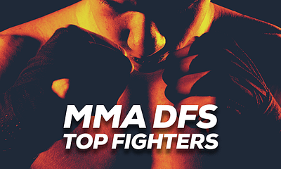 UFC DFS Top Fighter Tool for DraftKings and FanDuel MMA DFS tournaments from Awesemo, the #1 ranked DFS player in the world