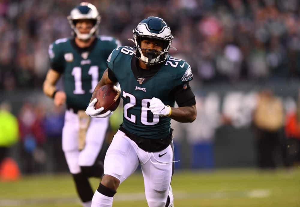 Zach Brunner takes a look at NFL Week 5 and notes running back snap shares and usage, using this to project fantasy football & NFL DFS value.