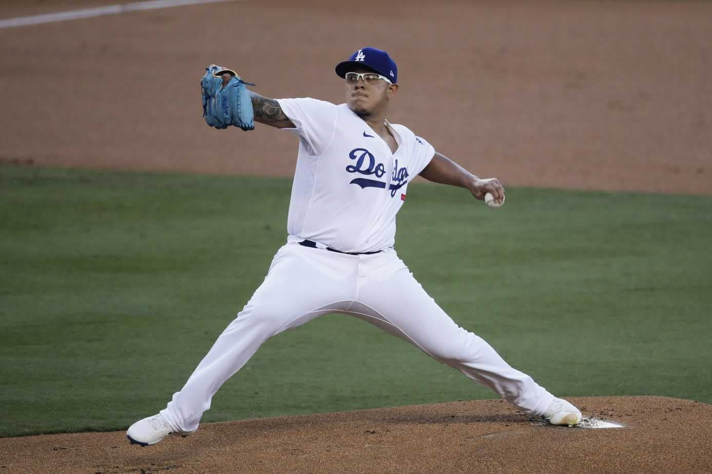 Best MLB bets today odds picks betting lines predictions spread parlay Julio Urias dodgers strikeouts totals 5.5 over/under Dodgers Monday August 30 2021