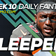 CJ Kaltenbach AKA TheSeige joins Alex 'Awesemo Baker & Chris Spags to give out Week 9 NFL DFS Picks, Sleepers for DraftKings & FanDuel.