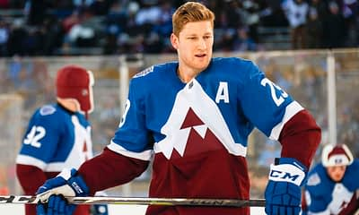 FanDuel NHL DFS playoff picks for daily fantasy hockey lineups. Awesemo's FREE cheat sheet with expert projections   Nathan MacKinnon 6/2/21.