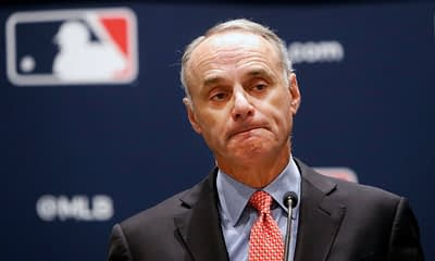 Rob Manfred is back in the news, which is never a good thing. His latest stunt was a disgrace to the New York Mets and baseball in general.