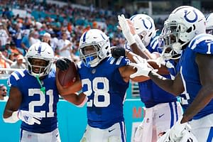 The best NFL DFS Showdown Picks for Week 7 Sunday Night Football Colts vs. 49ers | Expert DraftKings lineup optimizers picks & rankings.