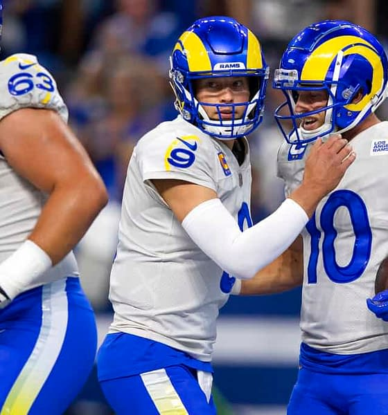 The Best FREE NFL betting advice and player props bets, picks and predictions for Week 7 gambling cards using expert ROI tools and data.