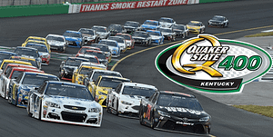 Quaker State 400 NASCAR DFS Preview for DraftKings and FanDuel