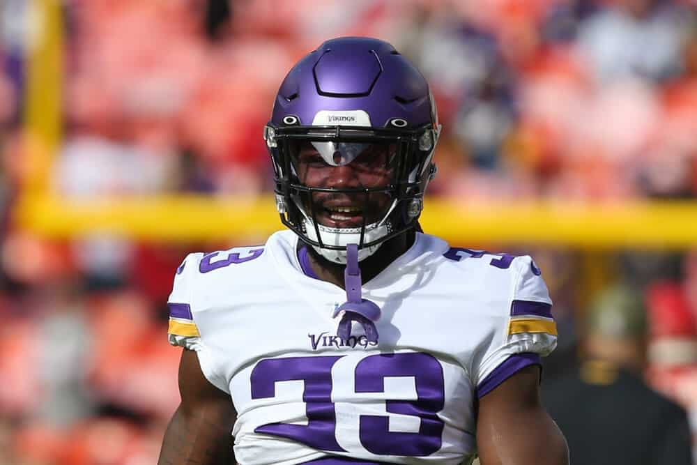 NFL DFS Picks Yahoo Week 1 lineups daily fantasy football Week 1 strategy advice tips predictions Dalvin Cook running back rankings ownership projections rankings
