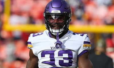 Week 10 Monday Night Football DraftKings FanDuel NFL DFS Picks Bears Vikings NFL Betting Picks