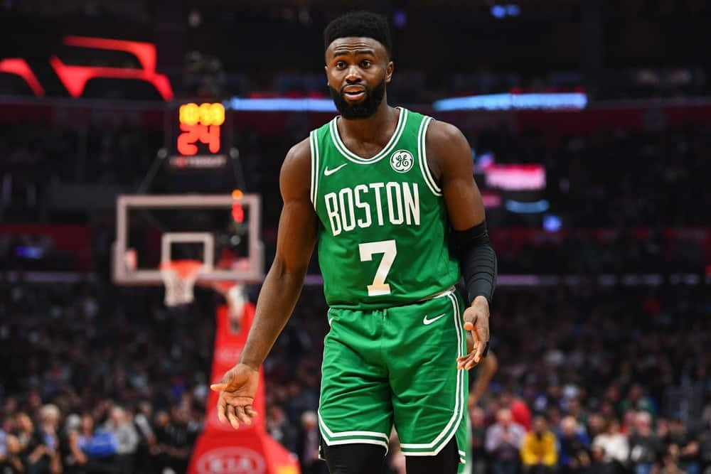 Henry John looks at the best NBA betting picks for tonight's games using Awesemo's OddsShopper tool, with Hawks vs. Celtics on Feb. 19.