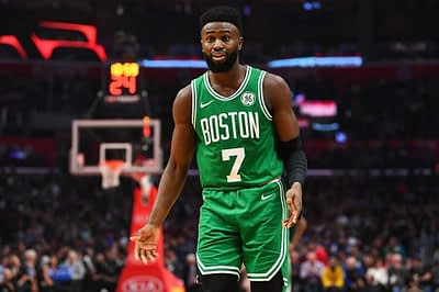 NBA DFS: Eric Lindquist gives you five plays he's starting lineups with for the SuperDraft NBA main slate on 8/11/20, including Jaylen Brown.