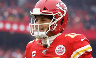 NFL DFS Picks for DraftKings and FanDuel Showdown lineups AFC Championship game Sunday Night FOotball daily fantasy football Chiefs vs Bills Patrick Mahomes