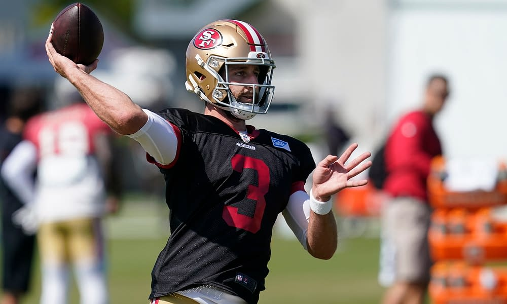 NFL fans swarm social media to remind everyone how cocky Josh Rosen was back in the day following the news that the 49ers were releasing him