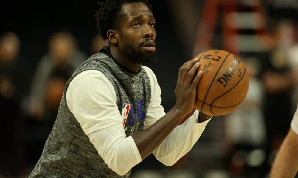NBA DraftKings DFS daily fantasy basketball lineups. NBA Playoff Game 5 cheat sheet. Picks + projections for 6/28   Patrick Beverley.