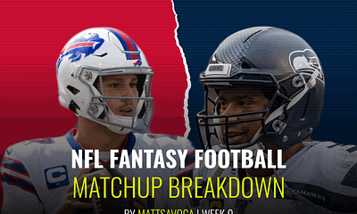 Matt Savoca's game-by-game breakdowns of the Week 9 daily fantasy football slate for NFL DFS lineups on DraftKings + FanDuel + Yahoo.