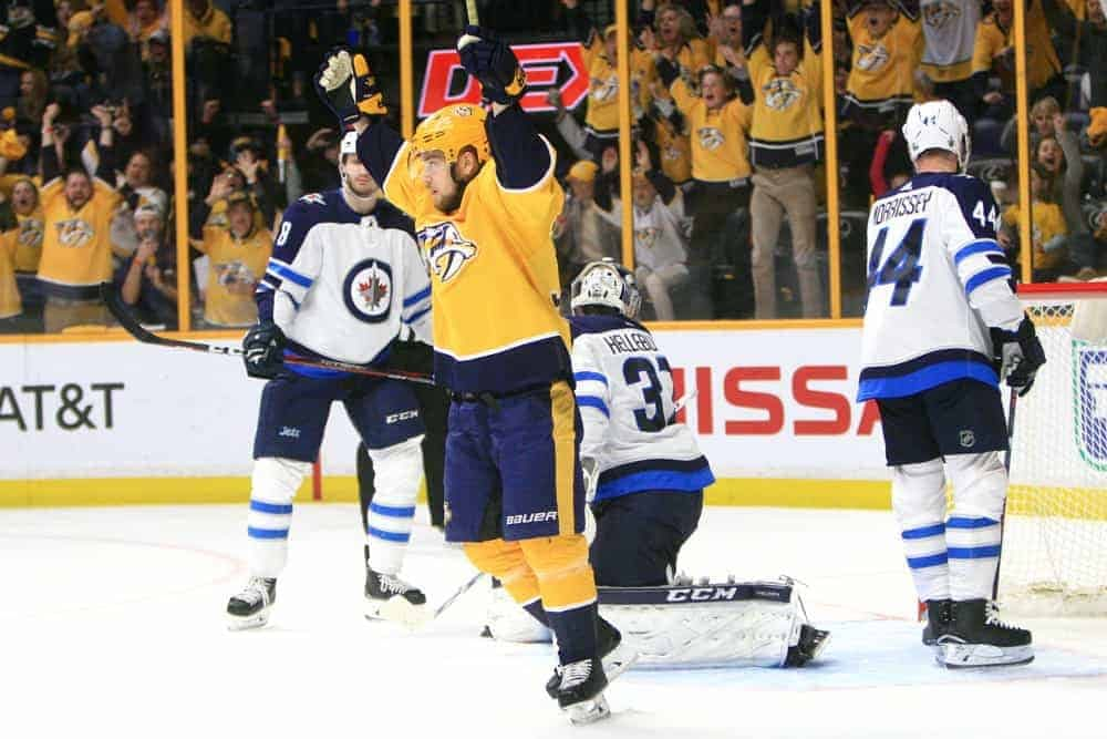 NHL Betting picks for Blue Jackets vs Predators tonight with game preview, trends and best bets