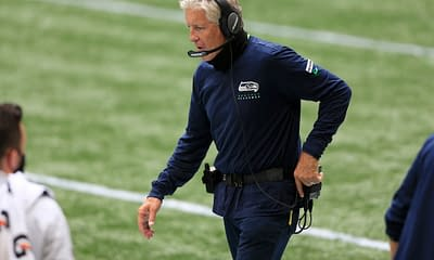 Week 6 NFL best bets, betting odds, picks and predictions Sunday Night Football Seahawks vs Steelers moneyline parlay over/under how to bet on NFL football tonight today October 17 2021