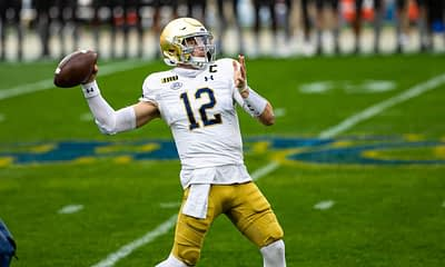 College Football Betting Picks Rose Bowl College FOotball Playoff Matchup CFB Best Bets CFB odds Notre Dame vs Alabama
