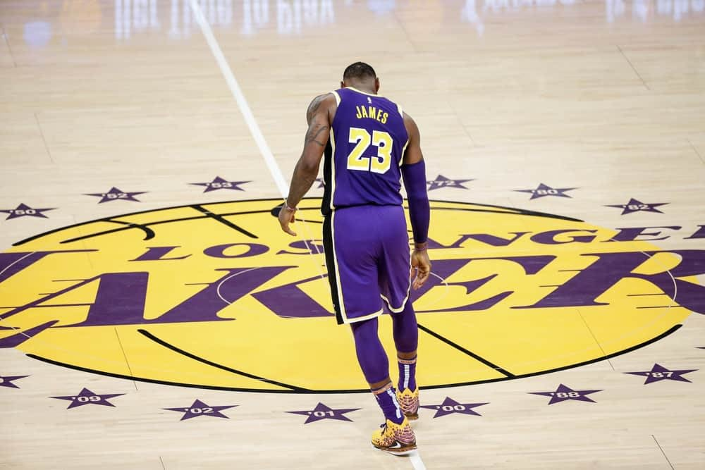 Awesemo's expert NBA player props best picks, odds and predictions for LeBron James and the Los Angeles Lakers tonight, June 3, 2021.