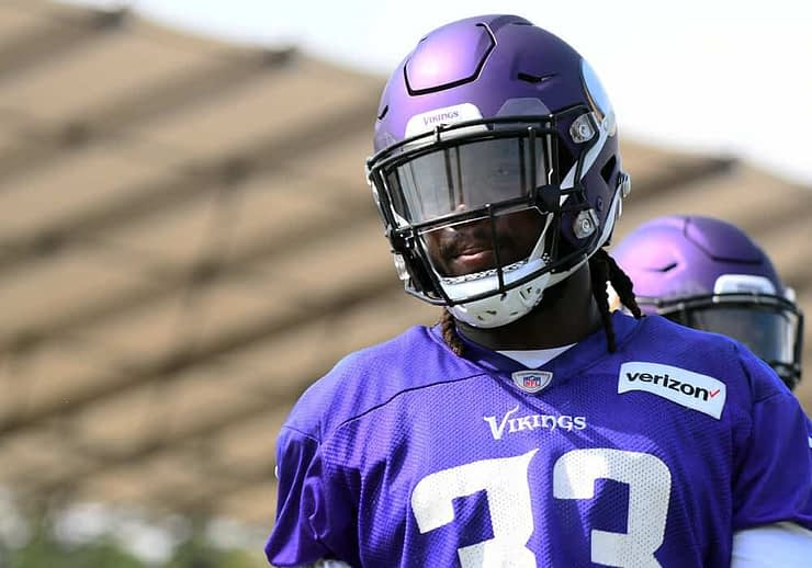 Week 13 NFL DFS Picks Daily Fantasy Football Advice DraftKings FanDuel Expert Lineup Projections News Notes Dalvin Cook