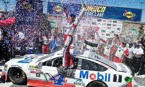 South Point 400 NASCAR DFS Picks for DraftKings and FanDuel
