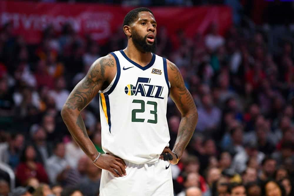 Henry John looks at the best NBA betting picks, Player Props and predictions for tonight's betting market including Royce O'Neale rebounds.