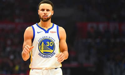 DraftKIngs & FanDuel NBA DFS picks for WEstern Conference play-in tournament games for the NBA playoffs featuring Stephen Curry