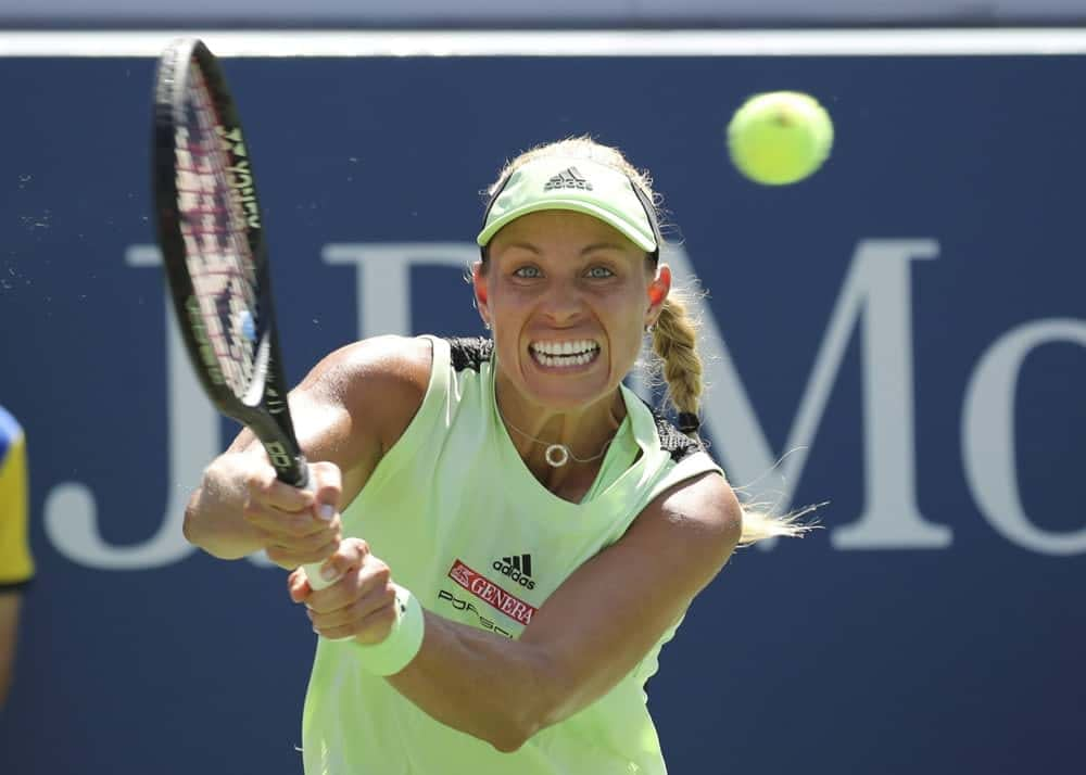 Tennis DFS Picks for DraftKings on Day 2 of the US Open for your daily fantasy lineups, including Angelique Kerber and Yulia Putinseva.