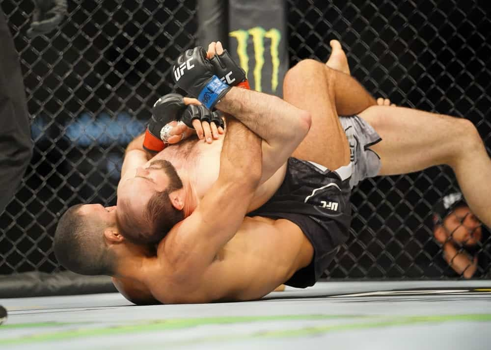 MMA DFS picks on DraftKings and FanDuel UFC Vegas 25 projections, ownership