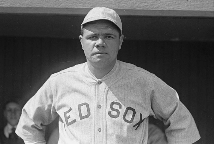 Sam Smith writes about Babe Ruth and the War-Shortened 1918 Baseball Season Featuring a Pandemic, a New Megastar and an Early Gambling Scandal