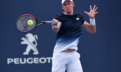 Tennis DFS picks including Kevin Anderson from Josh Anderson for Day 2 of the Rolex Paris Masters for the upcoming slate on DraftKings