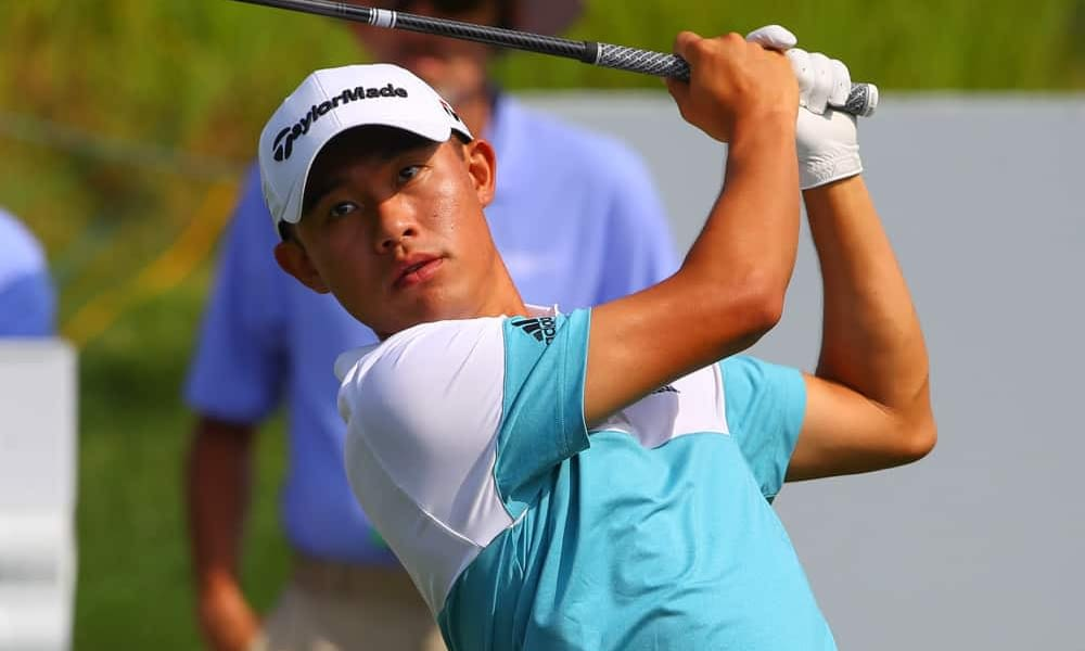 RBC Heritage DraftKings & FanDuel PGA DFS Picks for daily fantasy golf lineups at Harbour Town this week with Jason Rouslin's Top 5 Sleepers like Collin Morikawa