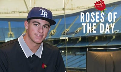 FREE MLB Picks: The Bachelor's Chris Randone breaks down the MLB DFS slate, giving out his Roses of the Day for DraftKings, FanDuel & Yahoo