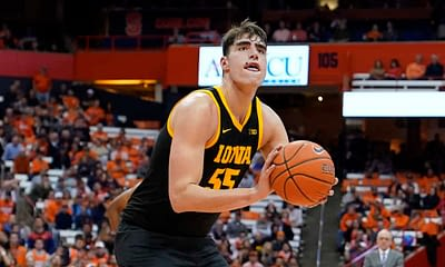 Julian Edlow dives into the CBB odds and finds the best college basketball betting picks for Tuesday, December 22 Purdue vs Iowa prop bets