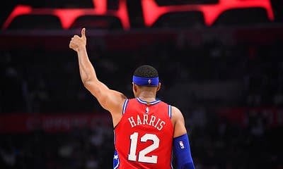 NBA Betting picks and player props Tobias Harris tonight