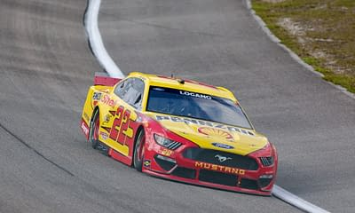 NASCAR DFS Picks Strategy Show with expert DraftKings and FanDuel advice for the Federated Auto Parts 400 race at Richmond Raceway.