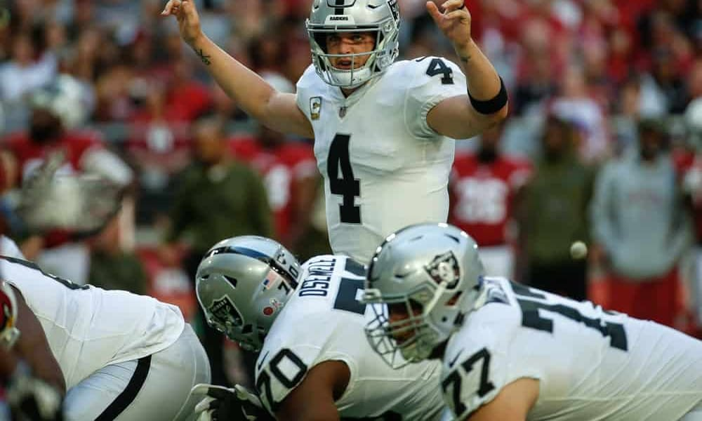 Las Vegas Raiders quarterback Derek Carr spoke out for the first time since longtime coach, Jon Gruden, was forced to turn in his resignation