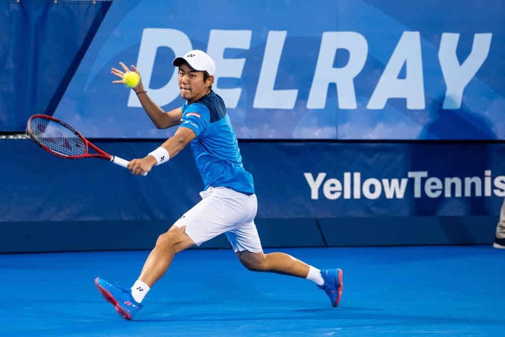 Tennis DFS Picks for Montpellier and Cordoba with Yoshihito Nishioka