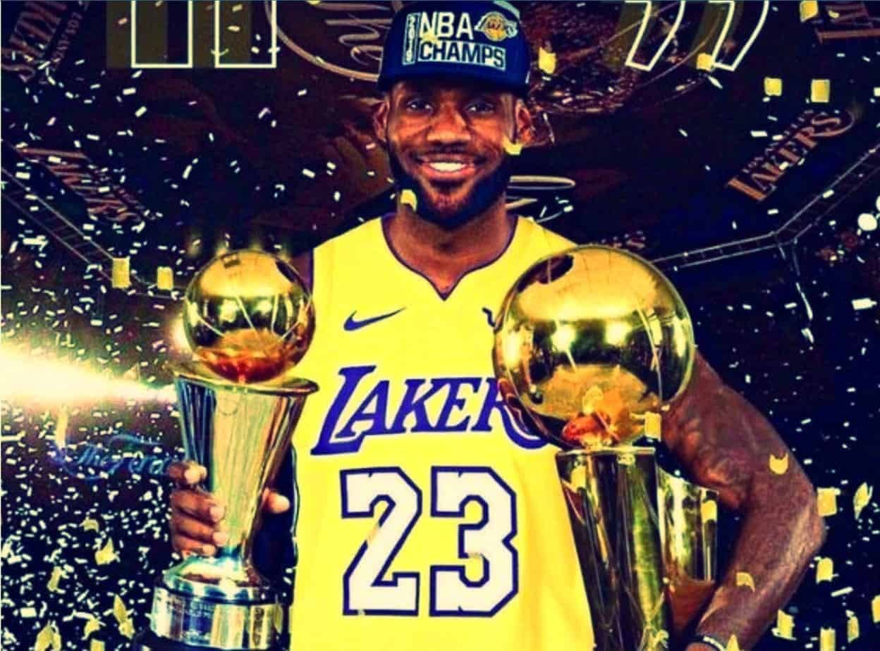 "We Need To Stop With All The ""Congrats To The Lakers For ...