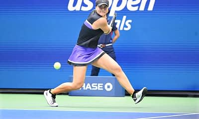 Caleb's FREE Tennis DFS Picks for October 28th on DraftKings takes a look at Bianca Andreescu, Andrey Rublev and more.